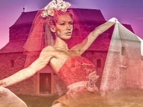 Prezentarea Anca Stanila - Cetatea Cisnadioara 2